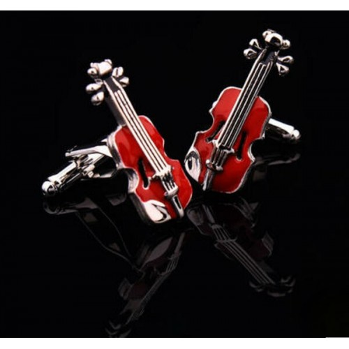 Butoni camasa, in forma de vioara