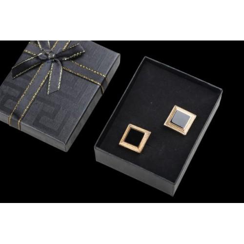 butoni camasa, luxury black