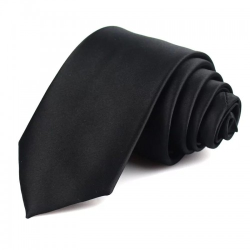 Cravata neagra gentlemen