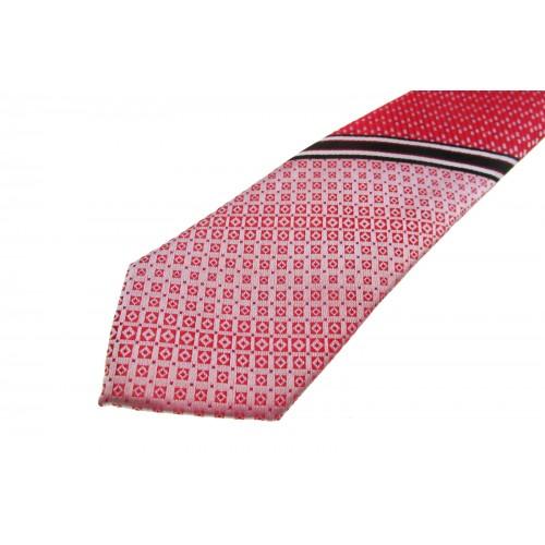 Cravata rosie Gentleman