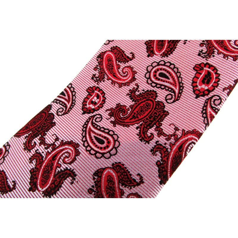 Cravata rosie Dandy