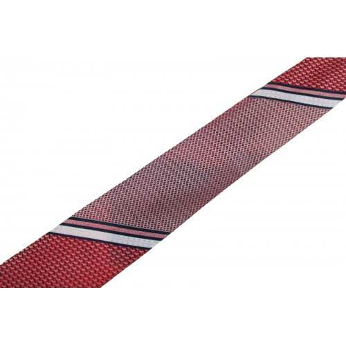 Cravata rosie Dapper