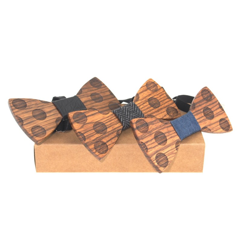 Papion din lemn