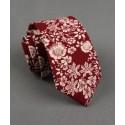 Cravata visinie cu floricele
