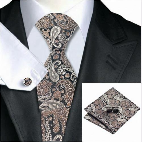 Cravata star aurie
