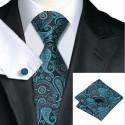 Cravata star albastra