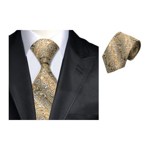 Cravata aurie
