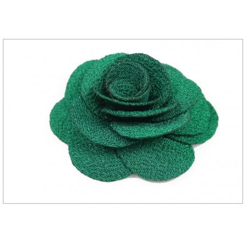 Brosa floare verde