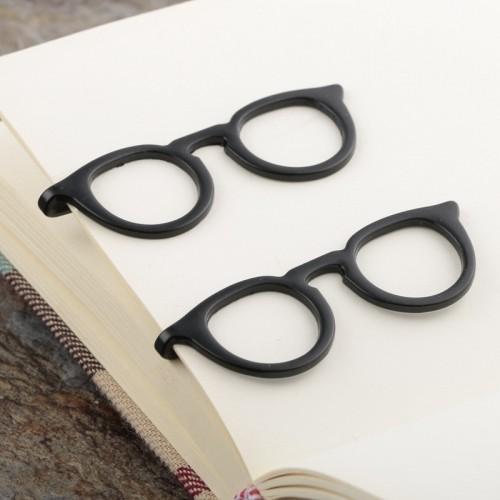 Ac de cravata in forma de ochelari