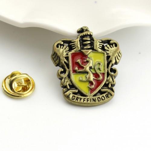Brosa vintage blazon Gryffindor
