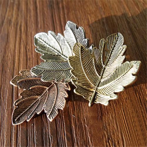 Pin frunza cu dungi pentru Sacou
