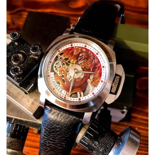 Augustin Matei ceas de lux
