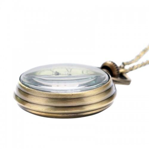 Ceas de buzunar cu lant Tric
