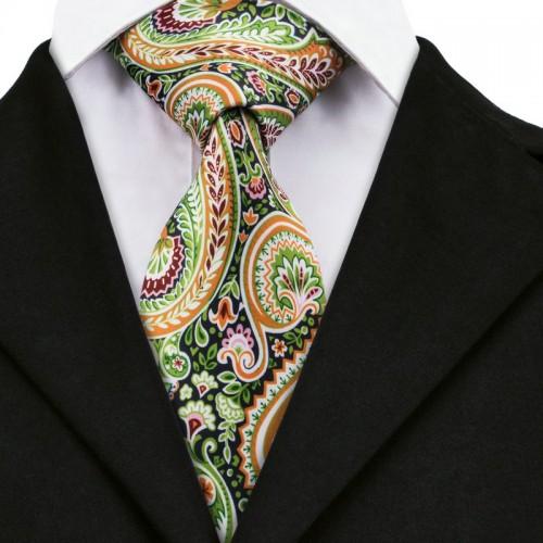 Cravata Pri din matase naturala